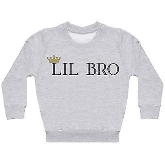Broer of zus Kronen - Matching Kids Set - Baby / Kids Sweaters - Cadeau set