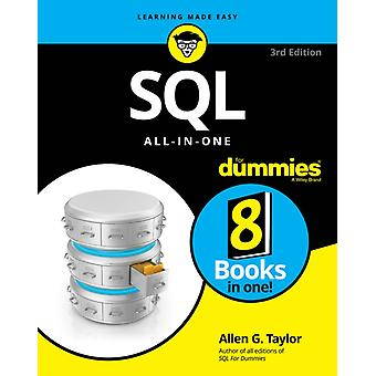 SQL AllInOne For Dummies 3rd Edition by Taylor & Allen G