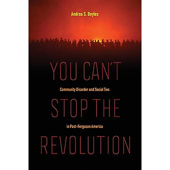 You Cant Stop the Revolution by Andrea S. Boyles