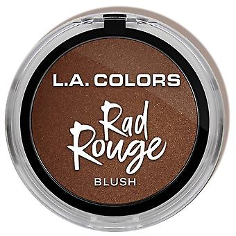 L.A. Colors Colorete Rad Rouge Psych