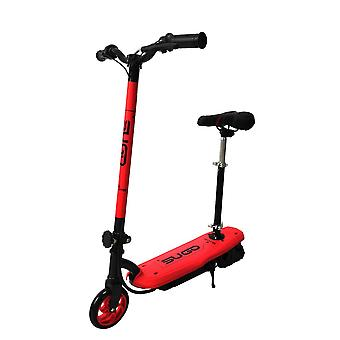 RideonToys4u 24V Electric Scooter With Seat Red Ages 14 Years+