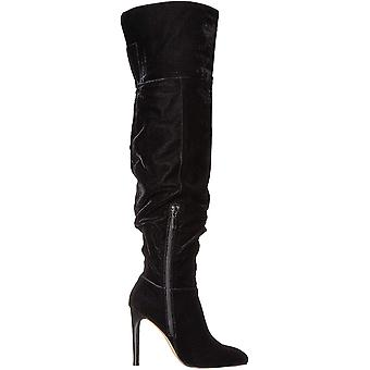 Brand - The Fix Women's Moriah Thigh High Slouch Over the Knee Boot