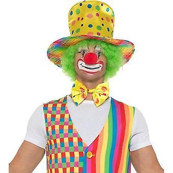 Big Top Clown Kit Erwachsene Multi