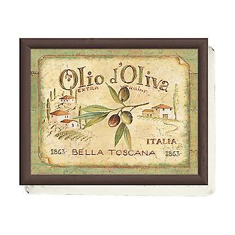 Lap cushion Olio d'Oliva