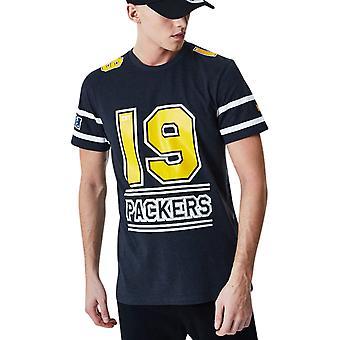New Era ESTABLISHED Camisa - Green Bay Packers