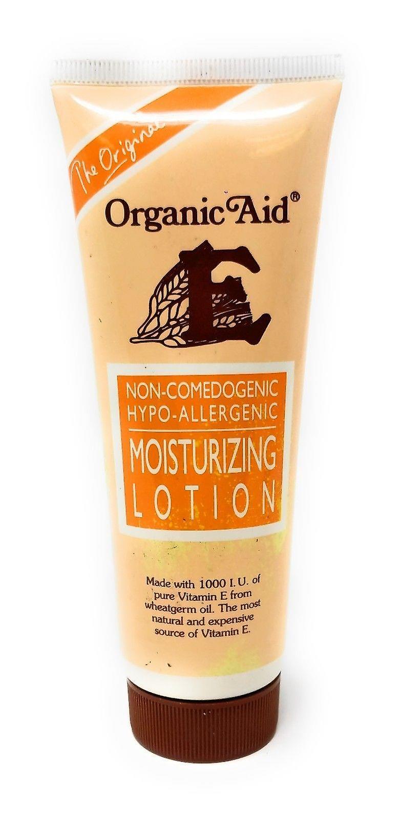 Organic Aid Vitamin E - Moisturising Scrub Cream – 55g