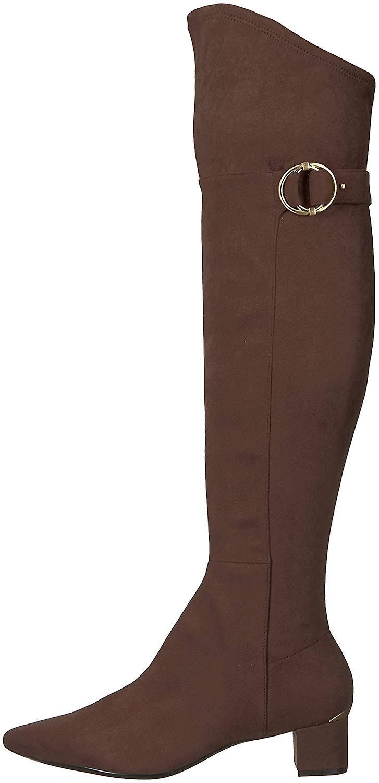 Calvin Klein Women's Georgeanna Over The Knee Boot enw4p