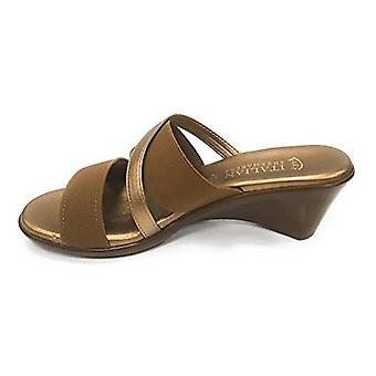 ITALIAANSE SHOEMAKERS Women's Lorel Slide Sandal