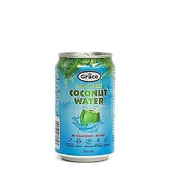 Grace Coconut Water Nsa-( 310 Ml X 24 Bouteilles )