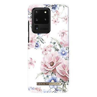iDeal Of Sweden Samsung Galaxy S20 Ulta Shell - Floral Romance