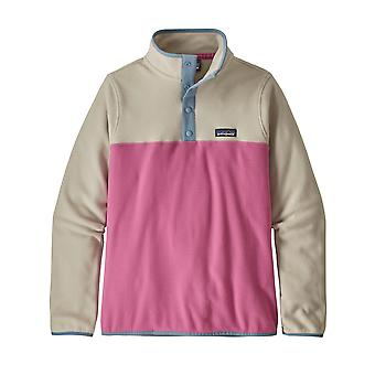 Patagonia Women's Fleece Sweater Micro D Snap-T P/O