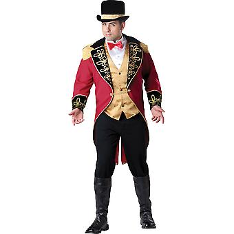 Ring Master Plus Size Costume