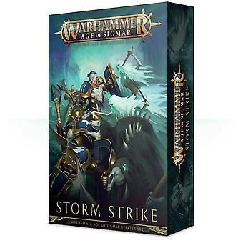 Warhammer era de sigmar - Ataque de tempestade - conjunto de partida