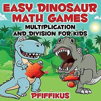 Easy Dinosaur Math GamesMultiplication and Division for Kids by Pfiffikus