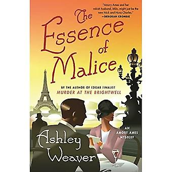 The Essence of Malice: An Amory Ames Mystery (Amory Ames Mystery)