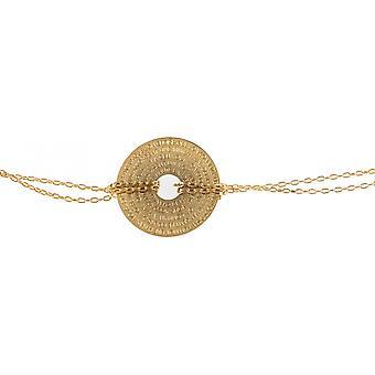 Ley Nat Hugo 1 dore chain bracelet