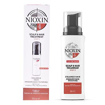 Protective Hair Treatment System 4 Nioxin Spf 15 (100 ml)
