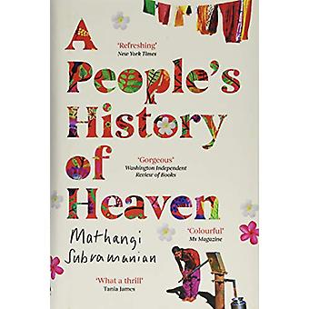 A People's History of Heaven av Mathangi Subramanian - 9781786076762