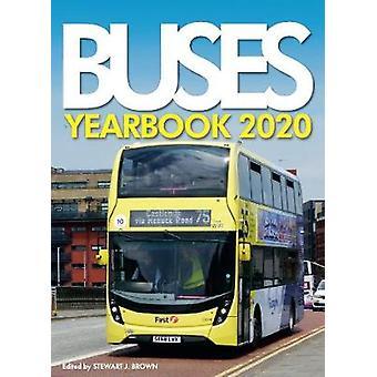 Buses Yearbook 2020 - 2020 - 2020 by Stewart J Brown - 9781912205950 Bo
