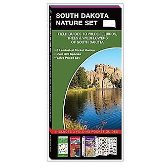 South Dakota Nature Set: Field Guides to Wildlife, Birds, Trees & Wildflowers of South Dakota