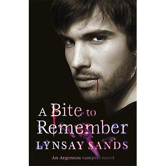 A Bite to Remember  Book Five by Lynsay Sands