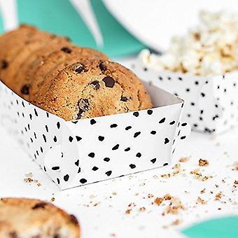Fête d'anniversaire Dino parti Mini Snack plateaux x 6 nourriture plateau dinosaure
