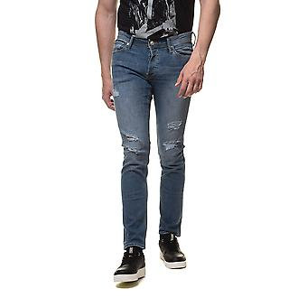 Jack & Jones Men&apos&s Glenn Original Am 940 Jeans Intelligencia