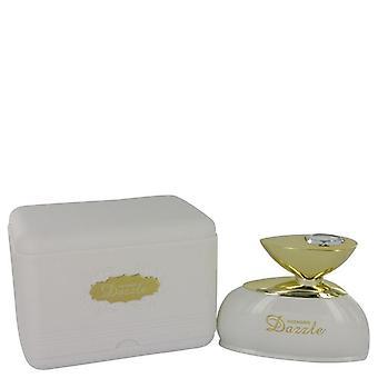 Al Haramain Dazzle Eau De Parfum Spray (Unisex) przez Al-Haramain 3 uncji Eau De Parfum Spray