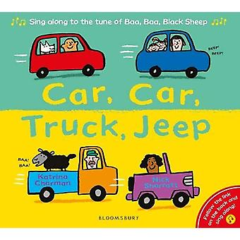 Car - Car - Truck - Jeep by Katrina Charman - 9781526610157 Book