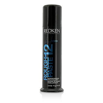 Styling rough paste 12 working material (medium control) 75ml/2.5oz