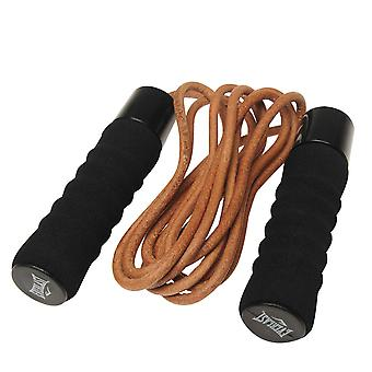 Everlast Unisex Skipping Rope Weighted Handles Workout Gym Fitness Sport