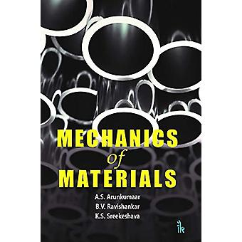 Mechanics of Materials by A.S. Arunkumaar - 9789386768759 Book