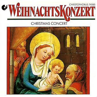 Christmas Concert: Weihnachtskonzert [CD] USA import
