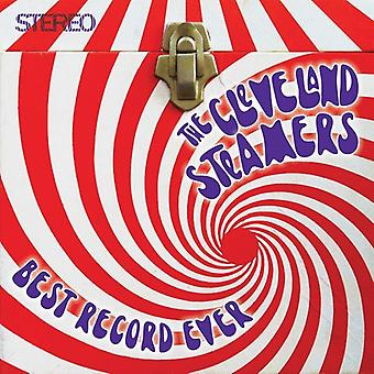 Cleveland Steamers - Best Record Ever [CD] USA import