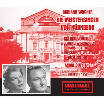 Wagner / Brouwenstjin / Bayreuth Festival Orch - Die Meistersinger Von Nuernberg [CD] USA import