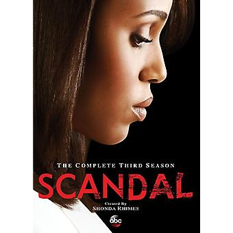 Scandal: The Complete Third Season [DVD] USA import