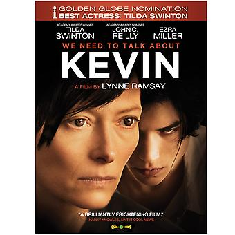 We Need to Talk About Kevin [DVD] USA import