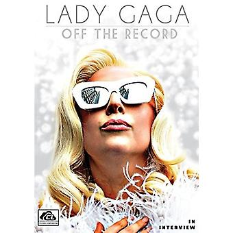 Lady Gaga - importation USA Off the Record [DVD]