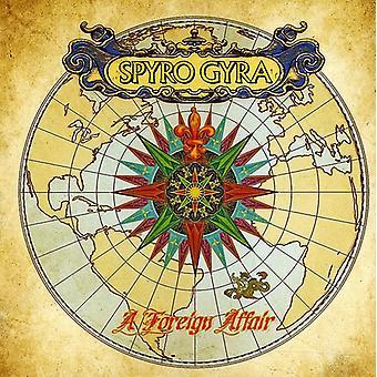 Spyro Gyra - Foreign Affair [CD] USA import