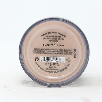 bareMinerals All Over Face Loose Highlighter Powder 0.03oz Pure Radiance New