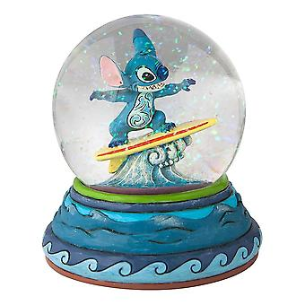 Disney Traditions Stitch 'Shootin' the Curls' Waterball