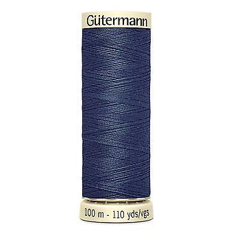Gutermann sy-alle 100% polyestertråd 100m Hånd- og maskinfarvekode - 593