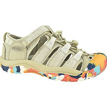Keen Newport H2 JR 1022851 chaussures universelles pour enfants d'été