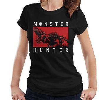 Monster Hunter Anjanath Roar Women's T-Shirt