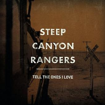 Steep Canyon Rangers - Tell the Ones I Love [CD] USA import