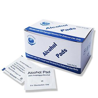 Alcohol Pad Wet Wipe Disposable Disinfection Swab Pad - Antiseptic Skin Cleaning Care