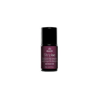 StripLAC Peel Off UV LED Nail Polish - Rouge Noir (505) 8mL