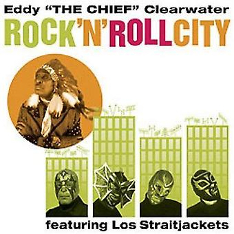 Eddy Clearwater - Rock 'N Roll City [CD] USA import