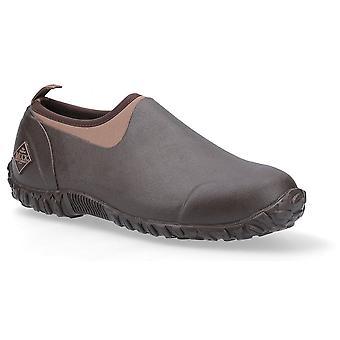 Muck Boots Brown Bark Muckster Ii Low All Purpose Lightweight Shoes
