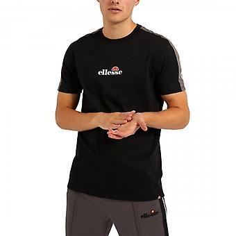 Ellesse Carcano T-Shirt Black